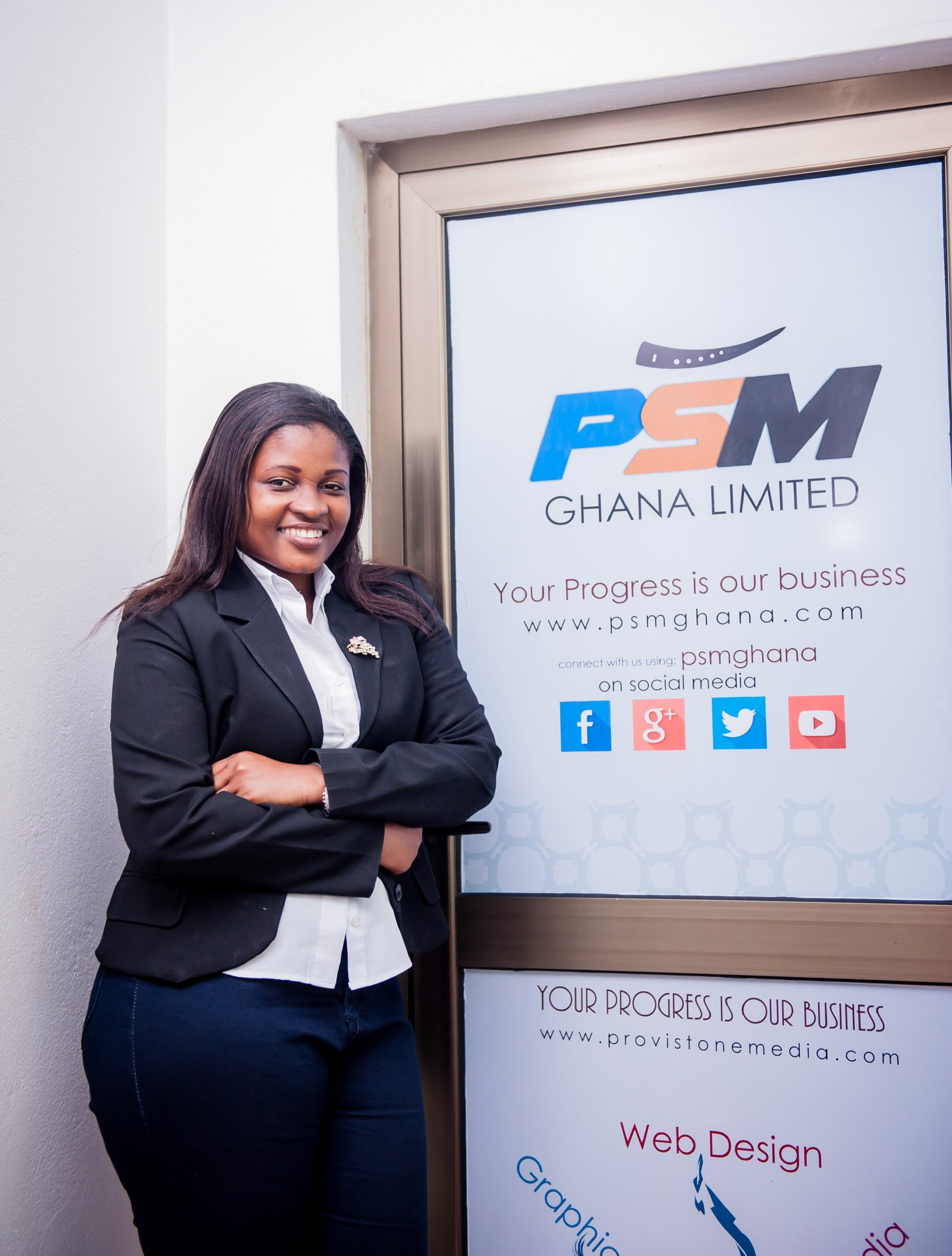 about psm ghana
